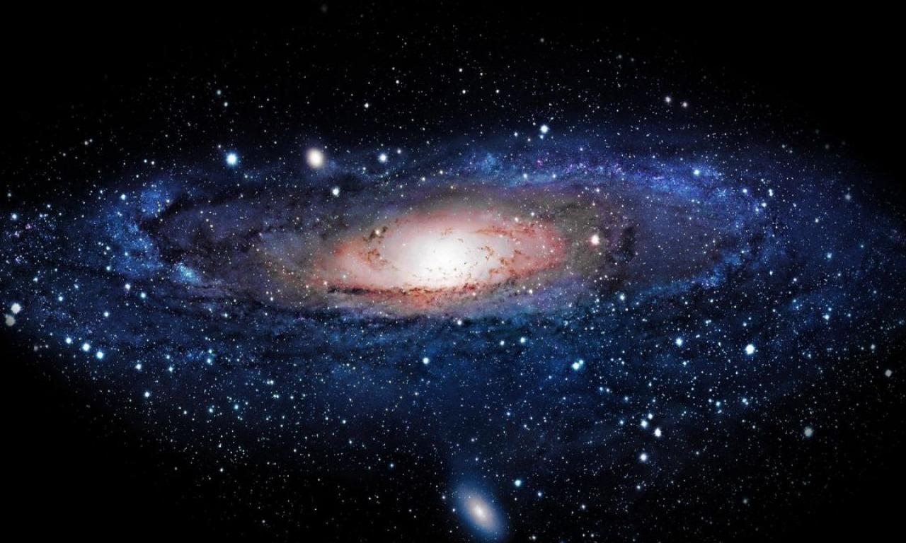 La geografia dell'universo