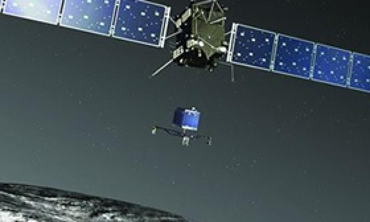 Cavalcando una cometa