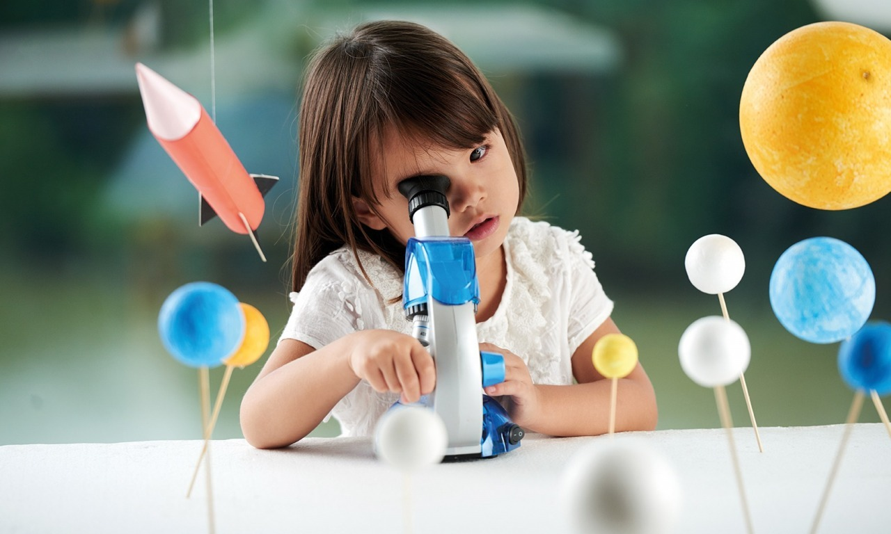 SCIENCE, A PASSION THAT KNOWS NO AGE