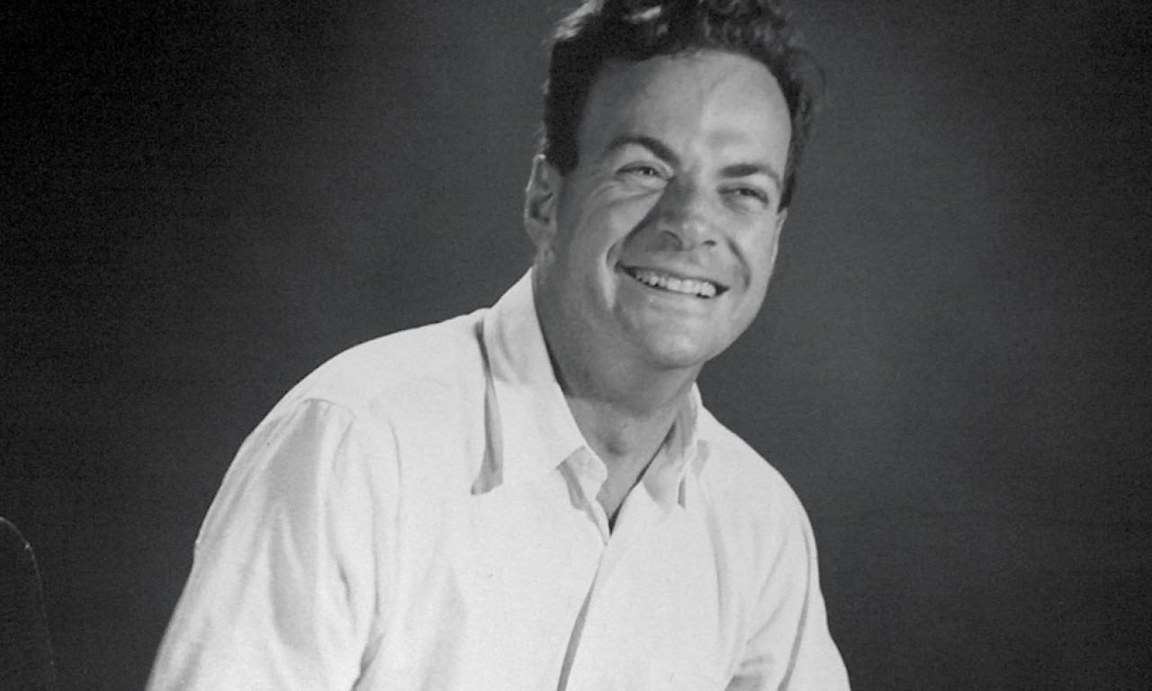 SPECIALE SCUOLE - Feynman... Chi?
