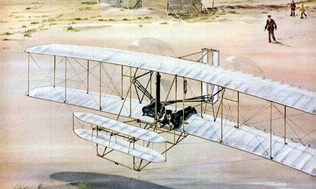 Un secolo con le ali: i fratelli Wright