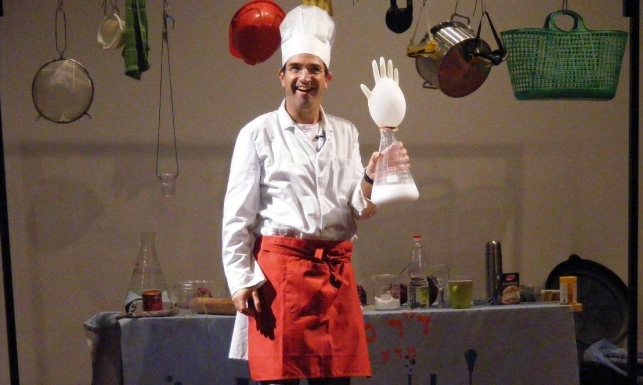 In cucina con il dr. Molecule
