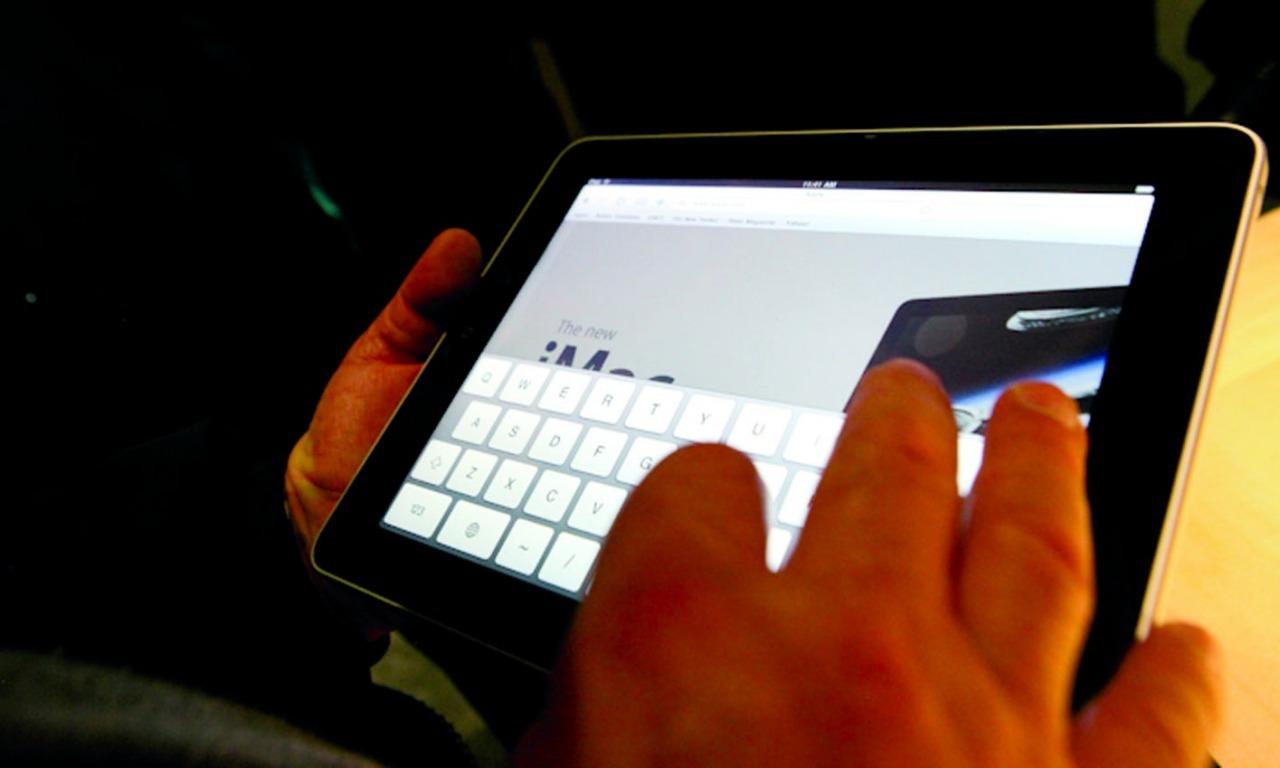L'anima e l'iPad
