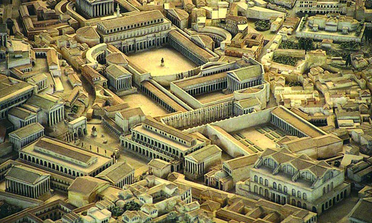 L'impero romano quando non faceva la guerra