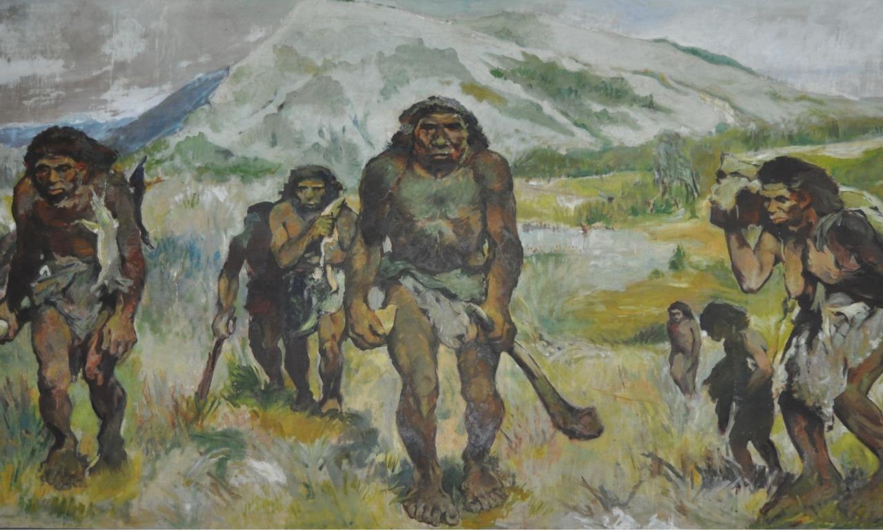 La straordinaria storia delle origini dell'uomo