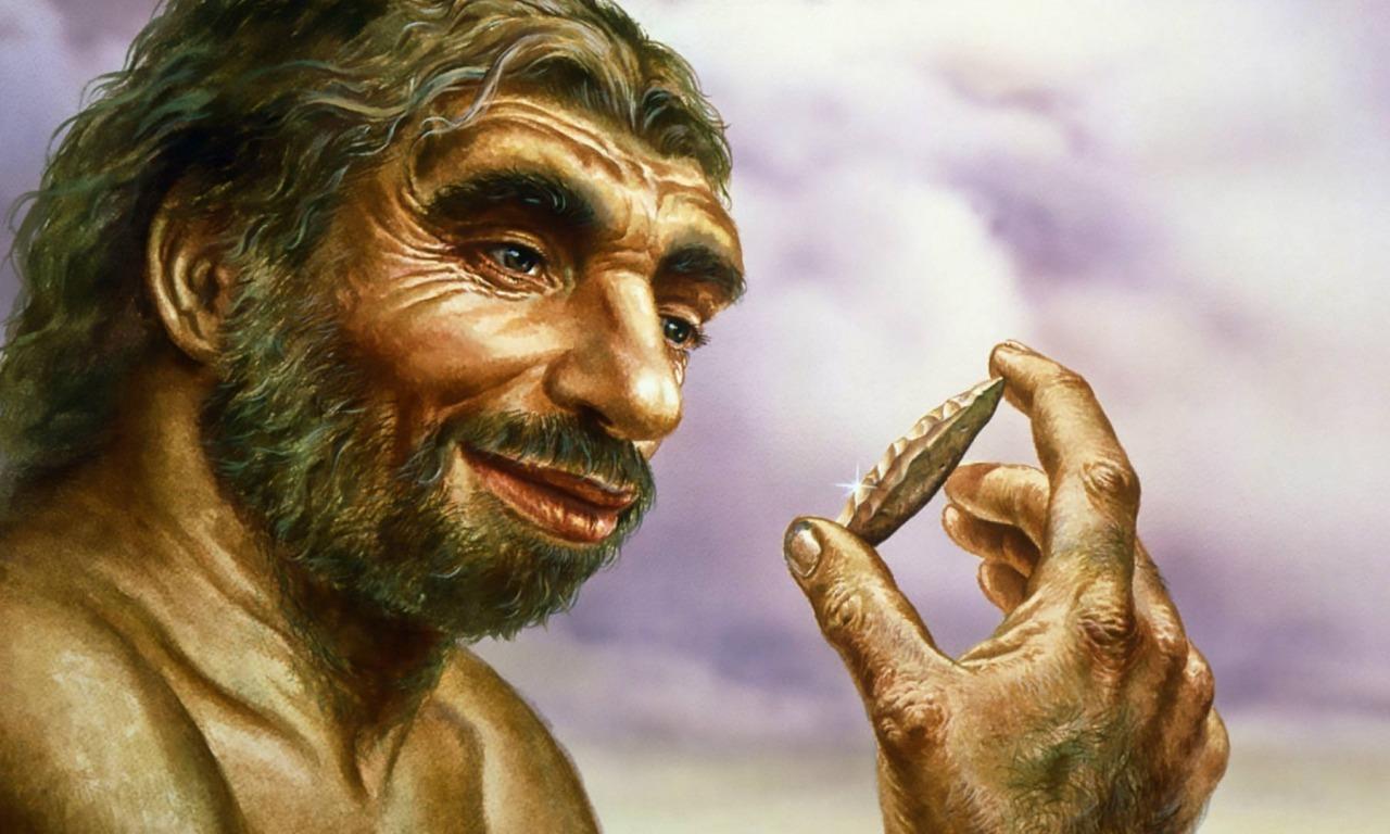 I volti dell'uomo di Neandertal