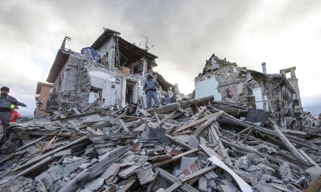 Catastrofi naturali e protezione civile