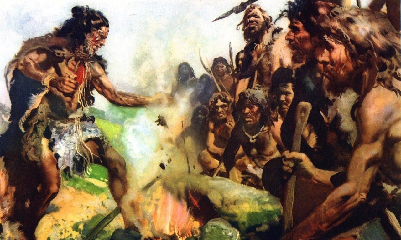 Vita e morte nella preistoria