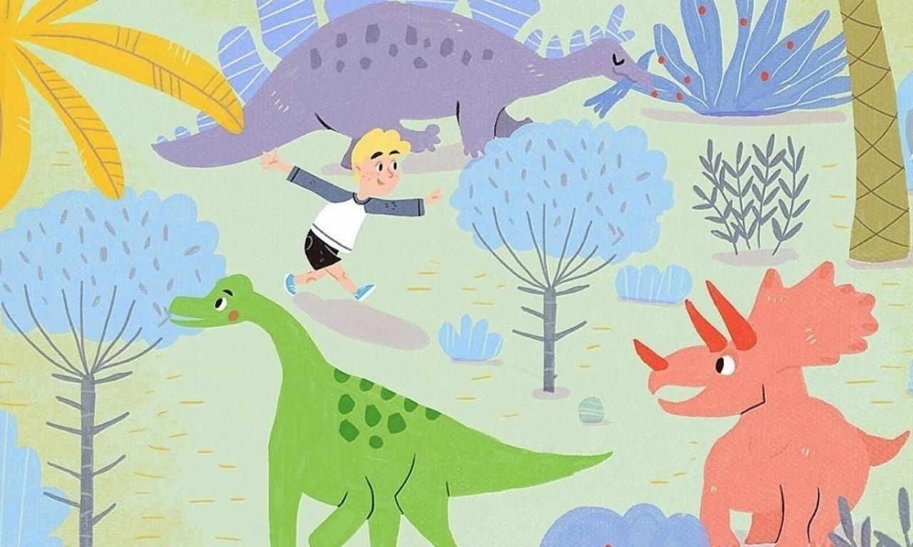 SPECIALE SCUOLE - Il mondo al tempo dei dinosauri