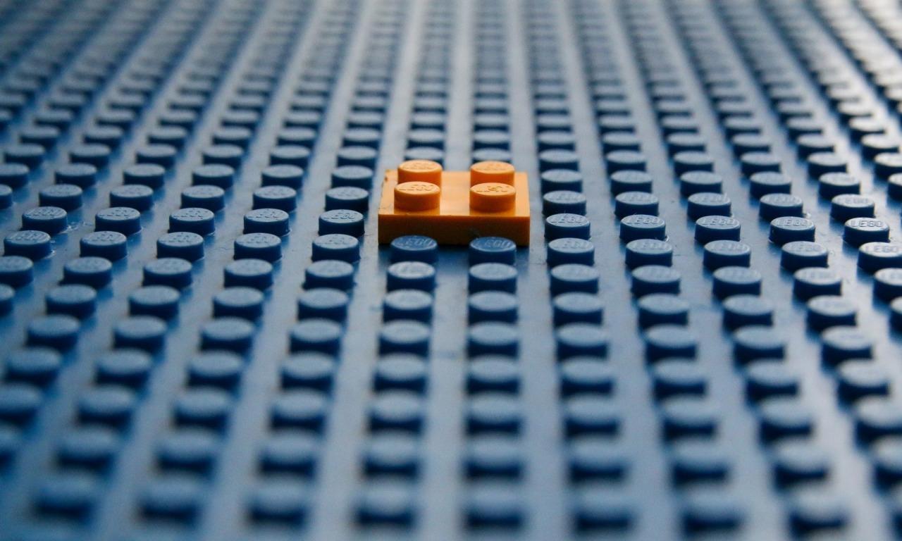 Dal meccano al lego