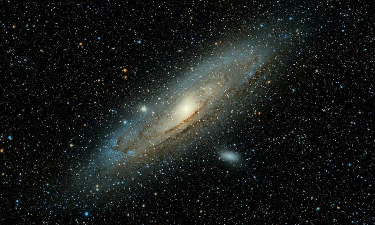 Colpo d'occhio sull'Universo