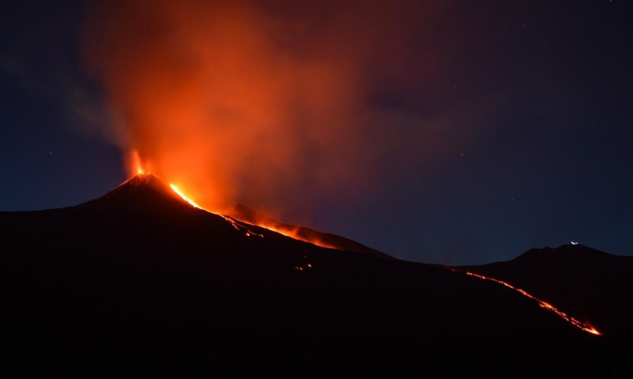 Come ho domato l'Etna