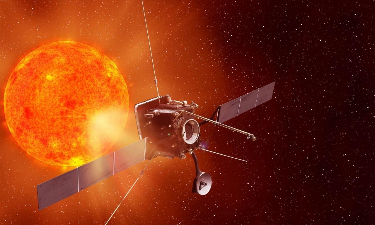 Ulisse alla scoperta del Sole