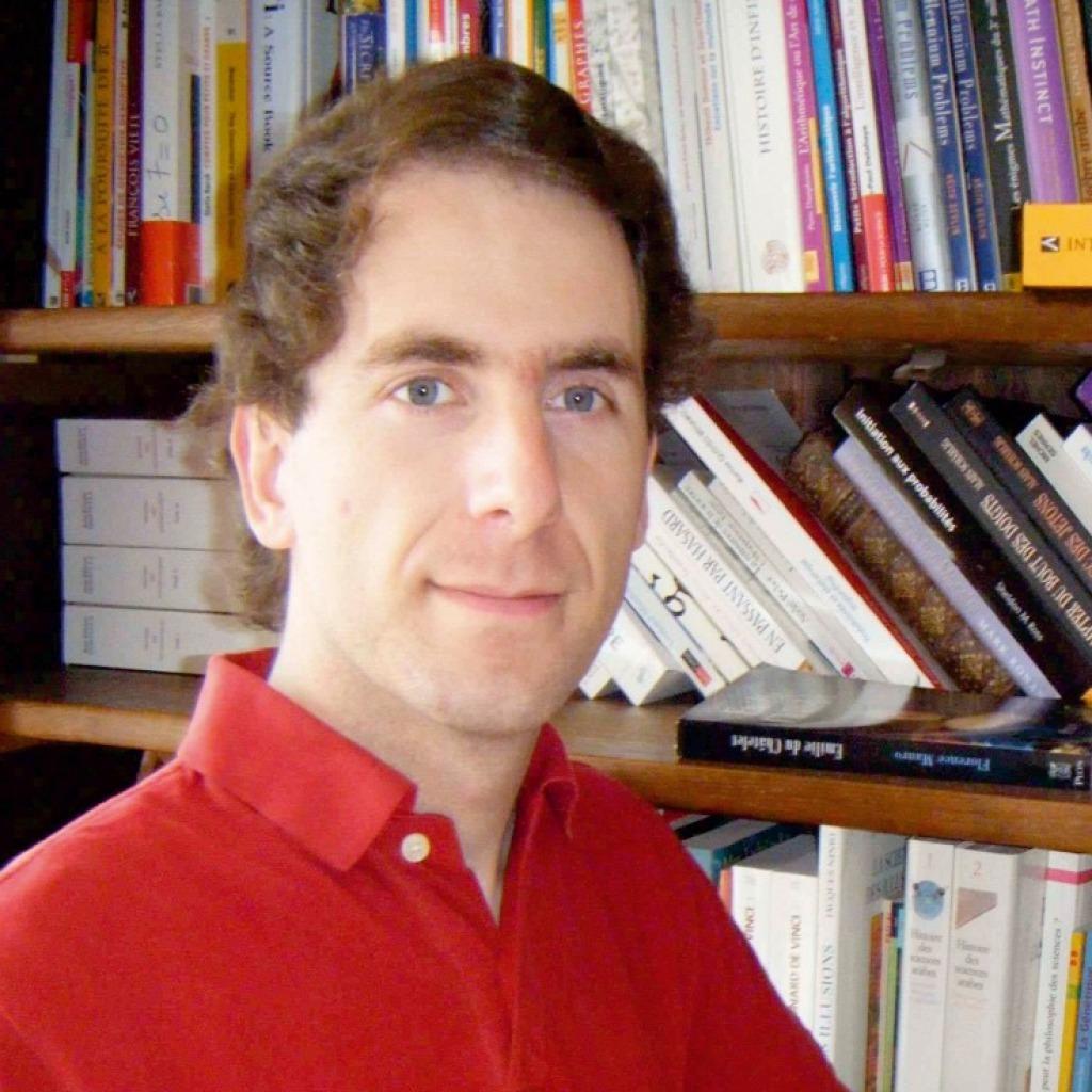 Benoît Rittaud