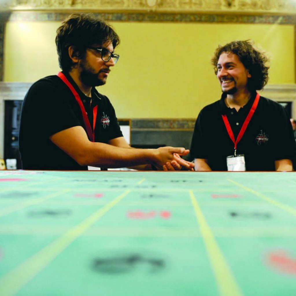 OFFICINE SCIENZA Paolo Canova e Diego Rizzuto